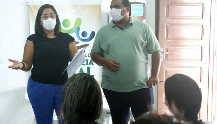 Secretaria Municipal de Assistência Social de Itaquitinga realizou encontro de análise de conjuntura e planejamento